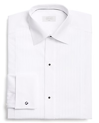 Eton Of Sweden Classic Pleated Bib Slim Fit Dress Shirt