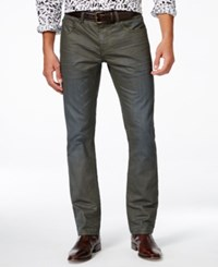 Inc International Concepts Men's Theo Slim Straight Jeans Only At Macy's
