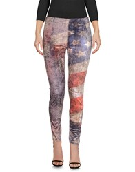 F K Project Leggings Cocoa