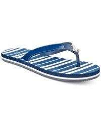 Nautica Vista Stow Flip Flop Thong Sandals Women's Shoes