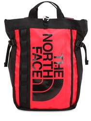 The North Face Base Camp Tote Backpack Red