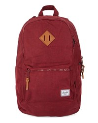 Herschel Burgundy Lennox Backpack 26 L