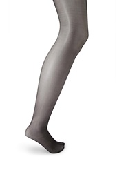 Forever 21 Classic Semi Sheer Tights Black