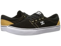 Dc Trase Sd Black Camel Skate Shoes