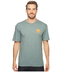 Prana Transition T Shirt Starling Green Heather T Shirt
