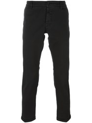 Pence Slim Fit Chinos Black