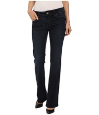 Kut From The Kloth Natalie High Rise Bootcut Jeans In Beneficial Euro Base Wash Beneficial W Euro Base Wash Women's Jeans Black
