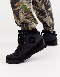 The North Face Back To Berkeley Boot Ii In Black