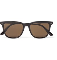 Bottega Veneta Square Frame Acetate Sunglasses Black