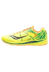 Saucony Fastwitch 6 Lightweight Running Shoes Yellow