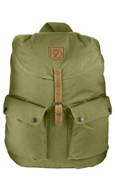 Fjall Raven Men's Fjallraven 'Greenland' Backpack Green Meadow Green