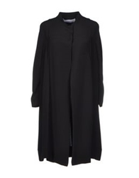 Gianluca Capannolo Full Length Jackets Black