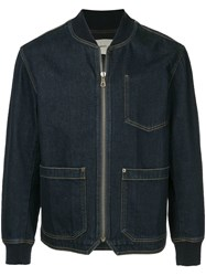 Cerruti 1881 Denim Jacket Blue