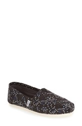 Toms Women's Classic Constellation Alpargata Slip On