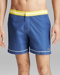 Parke And Ronen Corfu Swim Trunks