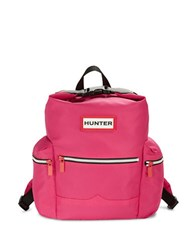 Hunter Top Clip Backpack Bright Pink