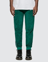 Wasted Paris Terry Track Pants Green