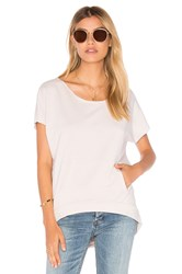 Candc California Monica Short Sleeve Pullover Blush