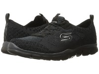 Skechers Gratis Sleek Chic Black Women's Shoes