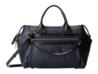 See By Chloe Zoey Handbag W Crossbody Strap Midnight Cross Body Handbags Navy