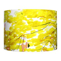 Anna Jacobs Chinese Tree Lamp Shade Yellow