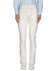 Cnc Costume National C'n'c' Costume National Trousers Casual Trousers Men Ivory
