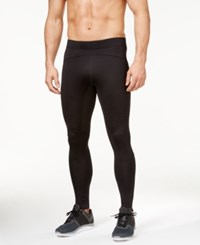 Ideology Id Men's Running Tights Only At Macy's Black