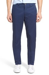 Bonobos Men's Big And Tall Slim Fit Washed Stretch Cotton Chinos Copen Navy