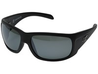 Kaenon Cliff Black Label Grey 12 Polarized Black Mirror Sport Sunglasses