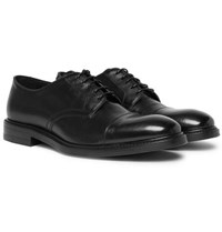 Paul Smith Leather Oxford Shoes Black