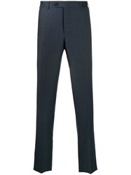 Canali Tailored Straight Leg Trousers 60