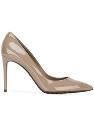 Dolce And Gabbana Kate Pumps Nude And Neutrals