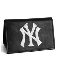 Rico Industries New York Yankees Trifold Wallet Black