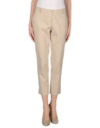 Compagnia Italiana Trousers Casual Trousers Women Beige