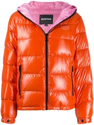 Duvetica Hooded Puffer Jacket 60