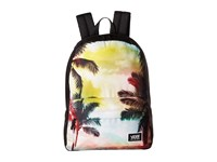 Vans Realm Classic Backpack Sunset Palms Backpack Bags Multi