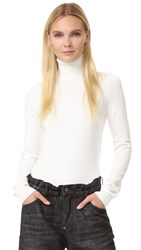 Dsquared Turtleneck Sweater Off White