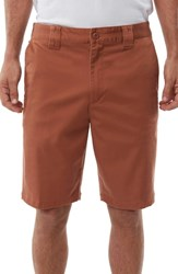 O'neill Contact Stretch Shorts Russet