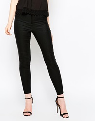 Jovonna Olivia Shine Leggings Black