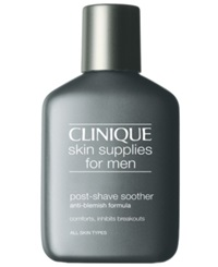 Clinique Post Shave Soother Anti Blemish Formula 2.5 Oz