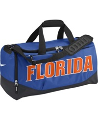 Nike Florida Gators Training Duffel Bag Team Color