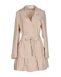 Giorgia And Johns Giorgia And Johns Coats And Jackets Full Length Jackets Women Beige