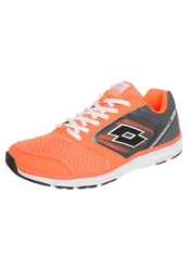 Lotto Everide Cushioned Running Shoes Fant Asphalt Orange