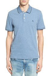Original Penguin Men's Vintage Gym Jersey Polo