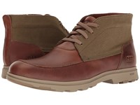 Caterpillar Carnaby Canvas Brown Sugar Olive Men's Lace Up Boots