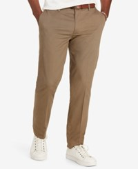 Polo Ralph Lauren Men's Classic Fit Stretch Twill Pants Brown