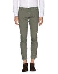 Michael Coal Casual Pants Military Green