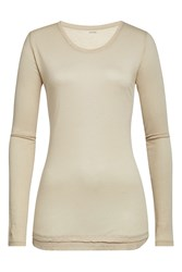 Majestic Cotton Top With Cashmere Gr. 1