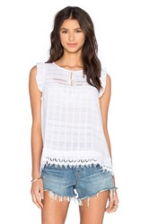Bb Dakota Stella Top White