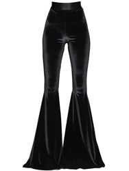 Faith Connexion Flared Stretch Velvet Pants